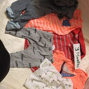3 month old infant wear
